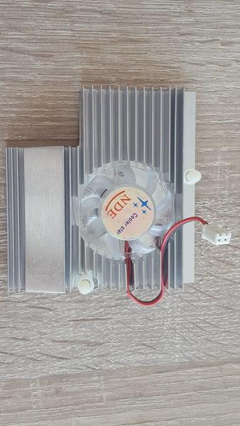 Охладител за видеокарта No Brand 83x55x13mm 2P - 63049