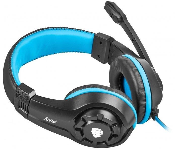 Слушалки, Fury Gaming headset, Wildcat
