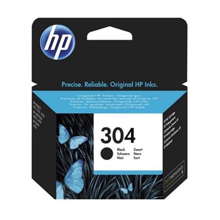 Консуматив, HP 304 Black Ink Cartridge