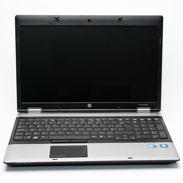 HP ProBook 6550b B клас Intel Core i5 520M 2400Mhz 3MB 4096MB So-Dimm DDR3 320 GB SATA Slim DVD-RW 15.6