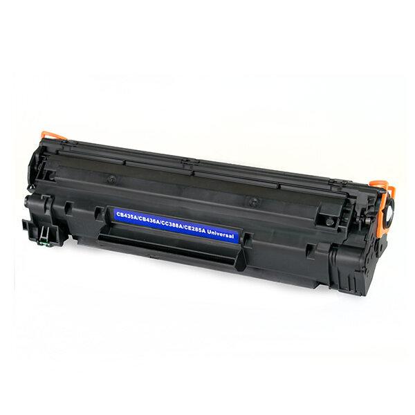 Тонер касета универсална HP 35A CB435A 36A CB436A 85A CE285A Premium Съвместима 2000 стр.
