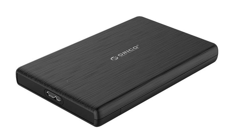 Orico външна кутия за диск Storage - Case - 2.5 inch USB3.0 Black - 2189U3-BK