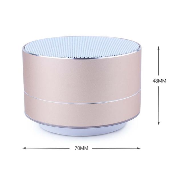 Тонколона, Kisonli, LED-804, Bluetooth, USB, SD, Различни цветове - 22084