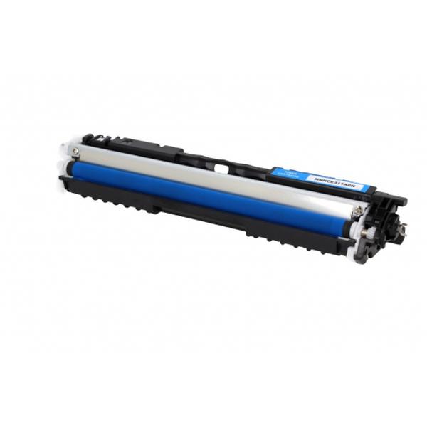 Тонер касета HP CE311A (126A) Extra Съвместима Cyan 1000 стр.