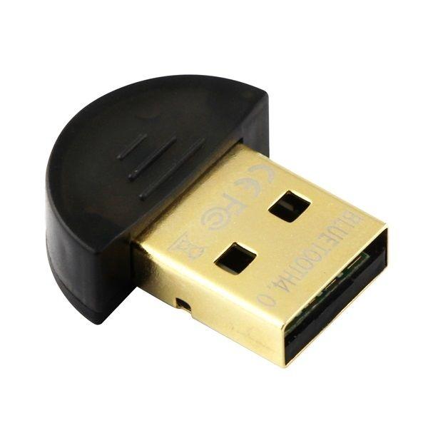 VCom блутут адаптер Adapter Bluetooth 4.0 USB, black - DU115