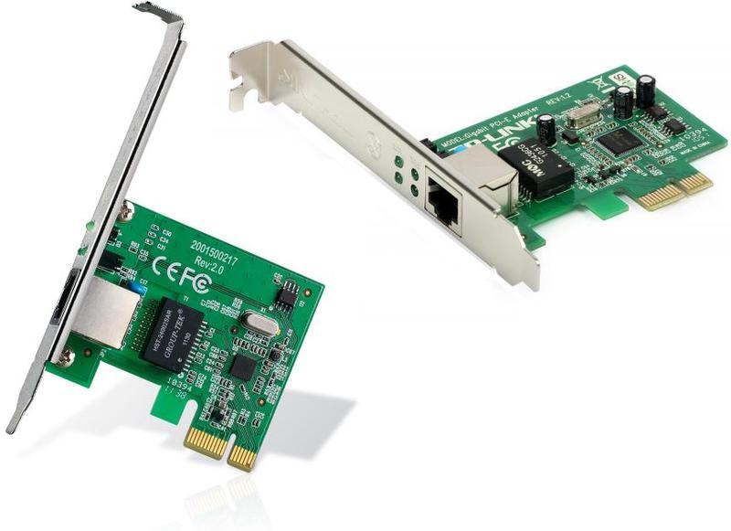 МРЕЖОВА КАРТА TP-LINK TG-3468, PCI-EX,