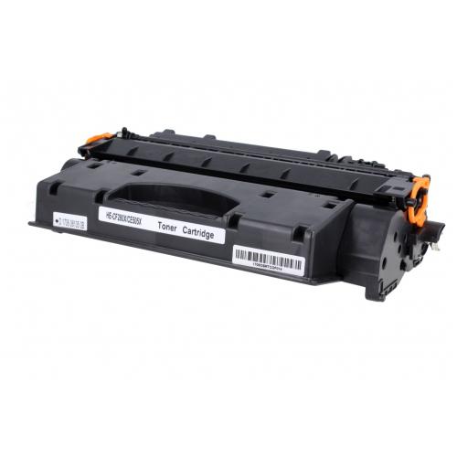 Тонер касета HP CE505X (05X) Еxtra Съвместима 6500 стр.