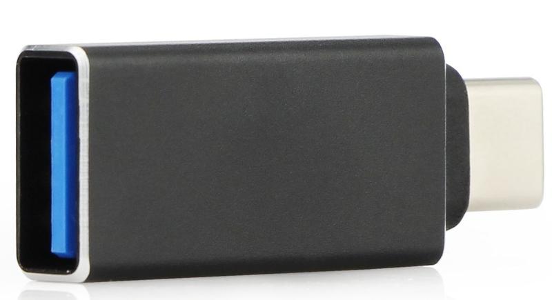 VCom Адаптер Adapter OTG USB3.1 type C / USB3.0 AF - CA431M